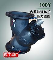 100Y型过滤器