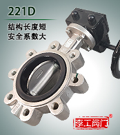 221D D71X 中线蝶阀