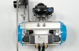 气动执行器的控制方式与工作原理