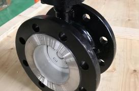 低温设备中对金属密封蝶阀的应用介绍