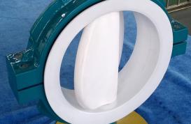 气动衬氟蝶阀的主要特点是什么