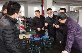 山尔公司召开质量生产管理专项会议